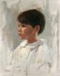 Ring Bearer oil 20 x 16